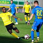 «Анжи» и «Ростов» сыграли вничью