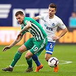 «Динамо» и «Ахмат» голов не забили