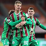 «Спартак» не сумел удержать победу в матче с «Рубином»