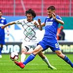 «Рубин» обыграл «Оренбург»