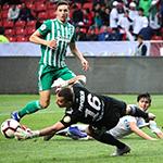 Гол Дриусси спас «Зенит» от поражения