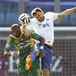 «Динамо» и «Кубань» сыграли вничью