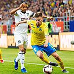 «Ростов» и «Краснодар» сыграли вничью