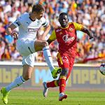«Краснодар» одержал победу в Туле