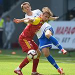 «Динамо» и «Арсенал» сыграли вничью