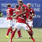 «Спартак» обыграл «Динамо» в дерби