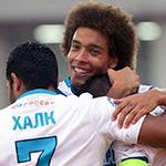 Гол Рондона принес победу «Зениту» над «Уралом»