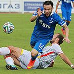 «Динамо» выиграло в Туле