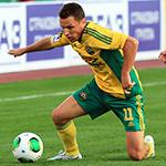 Букур принес победу «Кубани»