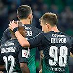 «Краснодар» нанёс поражение «Арсеналу»