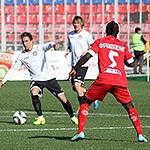 «Амкар» ушёл от поражения в матче против «Уфы»