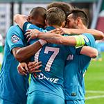 «Зенит» выиграл в Грозном