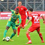 «Уфа» вырвала победу у «Кубани»