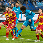 «Зенит» обыграл «Арсенал»