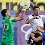 «Динамо» и «Торпедо» сыграли вничью