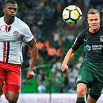 «Краснодар» сыграл вничью с «Амкаром»