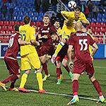 «Мордовия» и «Ростов» голов не забили