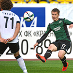 «Краснодар» сыграл вничью с «Торпедо»