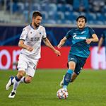 «Зенит» уступил «Брюгге» в Лиге чемпионов