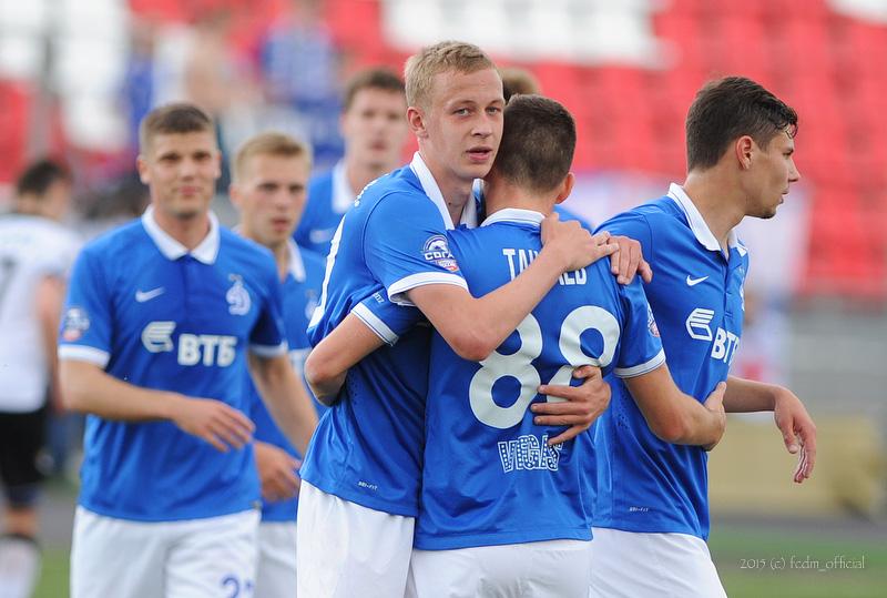 Поздравляем «Динамо» с победой в Первенстве молодежных команд!