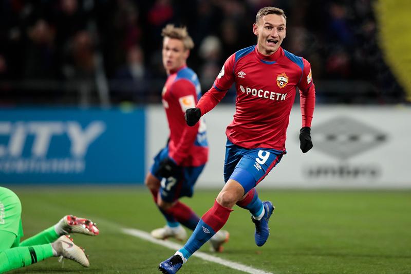 Фёдор Чалов признан лучшим игроком 14-го тура!