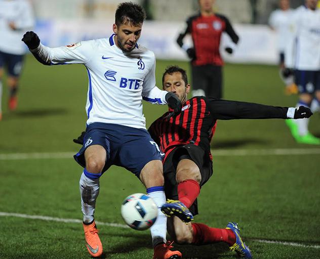 «Амкар» сыграет с «Зенитом» в полуфинале Кубка России