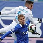 «Зенит» одолел «Динамо» на выезде