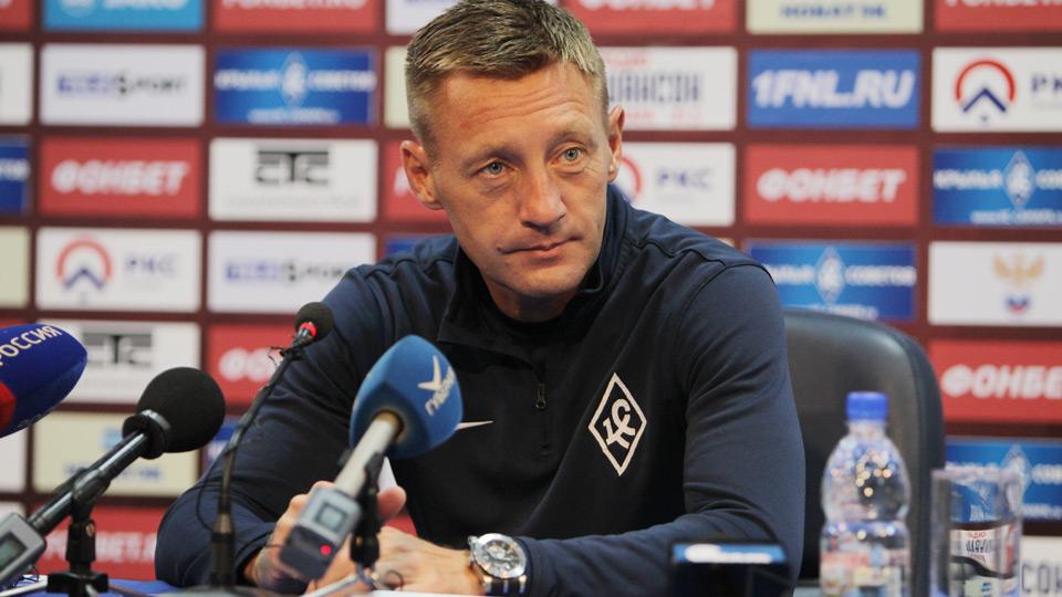 Андрей Тихонов продлил контракт с «Крыльями Советов»