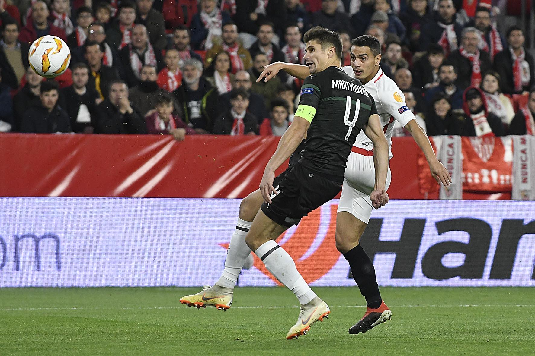 «Спартак» потерпел поражение в матче с «Вильярреалом», «Краснодар» прошел в плей-офф Лиги Европы