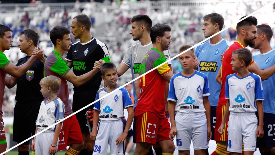 РПЛ поддержала акцию UEFA ColourBlindAwarenessDay
