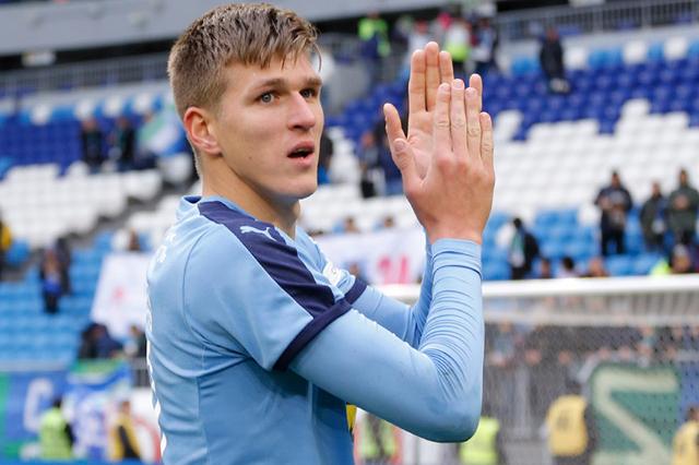 Александр Соболев вызван в сборную России