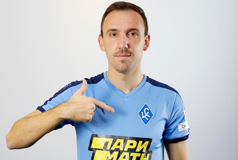 Денис Попович стал игроком «Крыльев Советов»