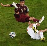 Сборная России сыграла вничью в стартовом матче ЧМ-2014