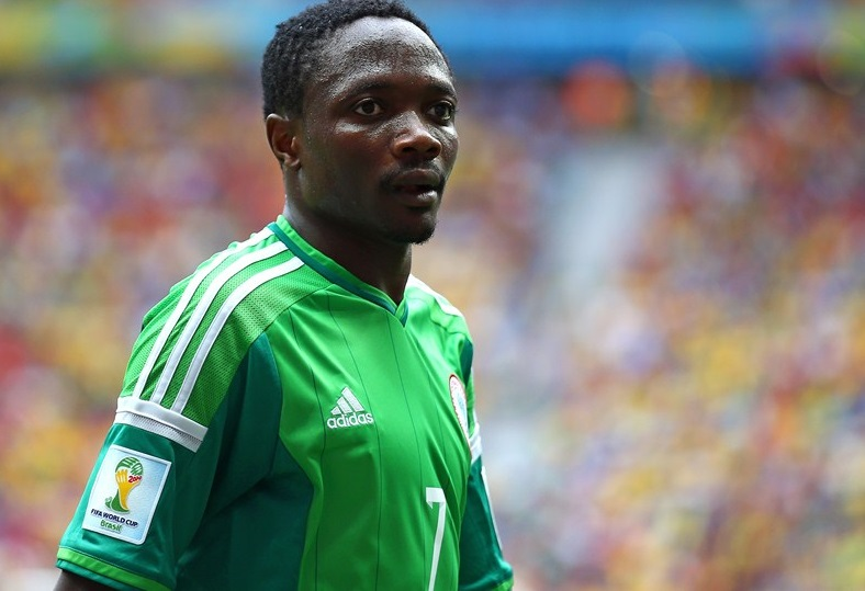 Ахмед Муса стал лучшим бомбардиром сборной Нигерии на ЧМ-2014