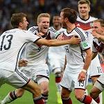 Сборная Германии выиграла Чемпионат мира