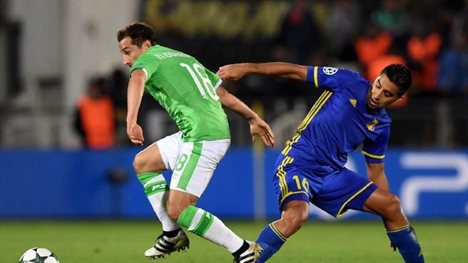 «Ростов» набрал первое очко в групповом раунде Лиги чемпионов