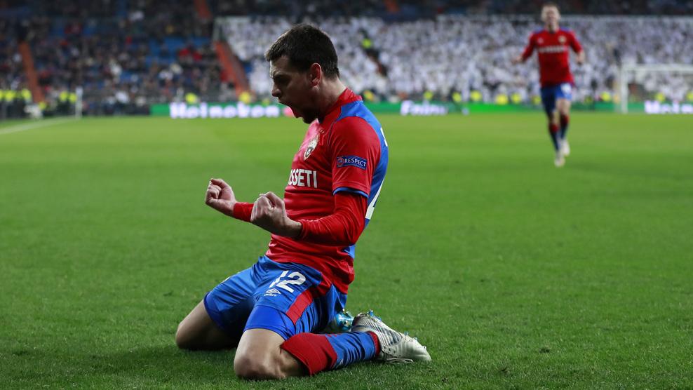 ЦСКА разгромил «Реал» в Мадриде, но завершил выступление в еврокубках