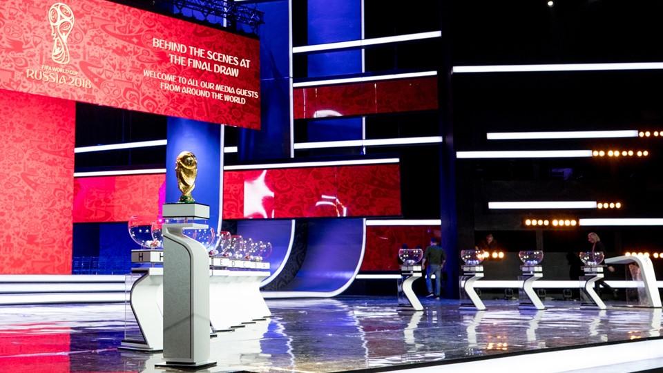 Жеребьевка финальной части ЧМ-2018 - 1 декабря в Кремле