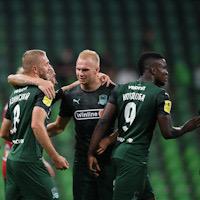 «Краснодар» одержал волевую победу над «Арсеналом»
