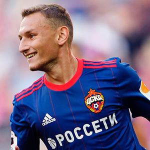 Федор Чалов признан лучшим игроком РПЛ сезона-2018/19