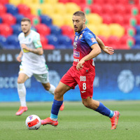 ЦСКА дома обыграл «Ахмат»