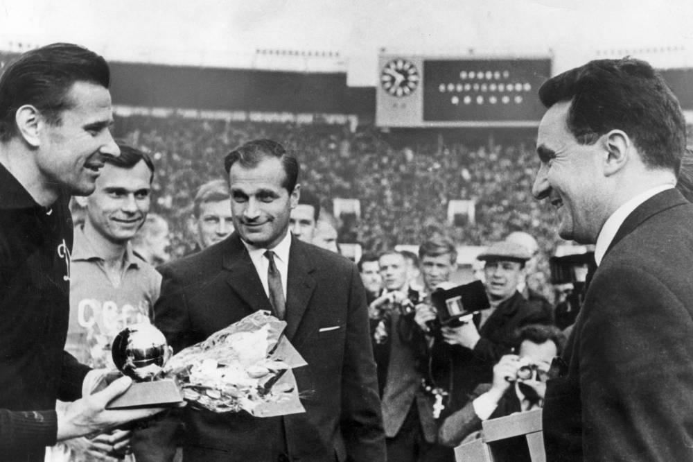 France Football будет вручать приз имени Льва Яшина