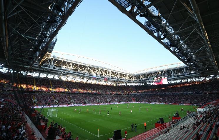 «Спартак» и «Црвена Звезда» сыграли вничью в первом матче на «Открытие Арене»