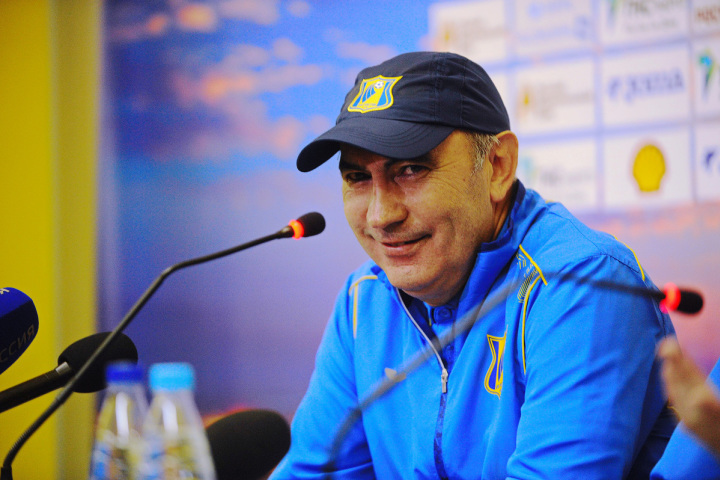 Курбан Бердыев продолжит тренировать «Ростов»