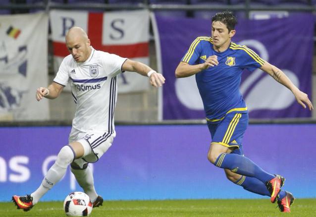 «Ростов» одержал победу в ответном матче с «Андерлехтом»