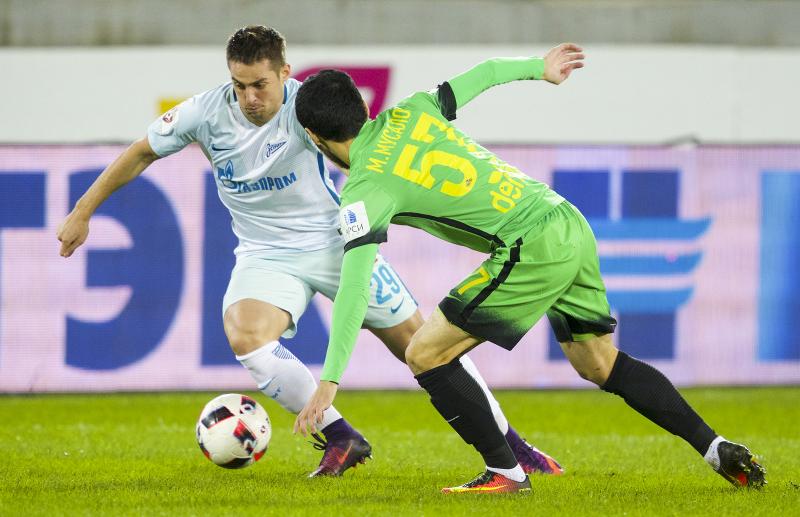 «Локомотив», «Анжи» и «Краснодар» продолжат выступление в Кубке России
