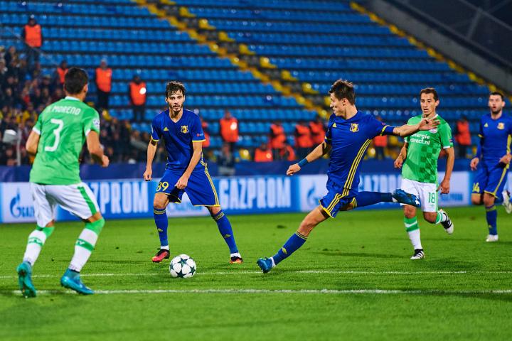 «Ростов» в шаге от Лиги Европы