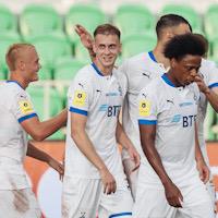 «Динамо» обыграло «Уфу», уфимцы отыграли два мяча в меньшинстве