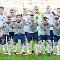Состав молодёжной сборной России на чемпионат Европы