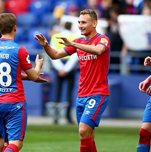 Фёдор Чалов - лучший игрок мая!